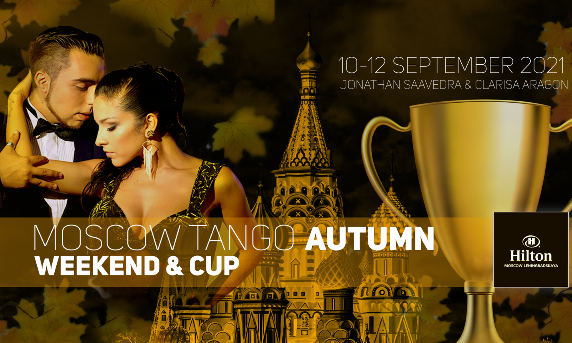 Moscow Tango  Autumn Weekend  & Cup